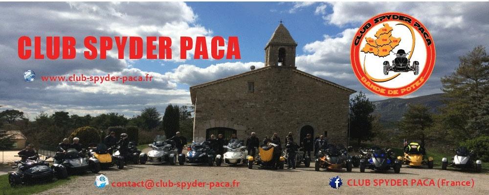 CLUB SPYDER PACA