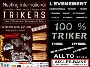 Meeting International TRIKERS