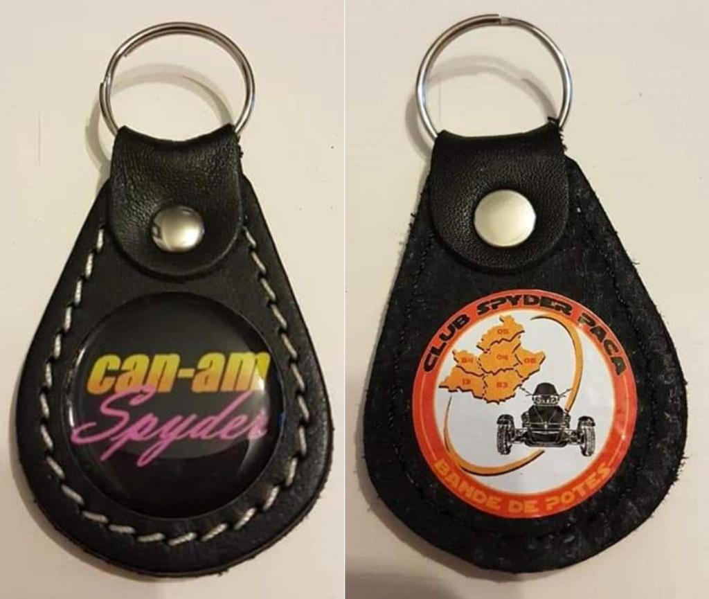 Porte clés - modèle 1 - 5 €