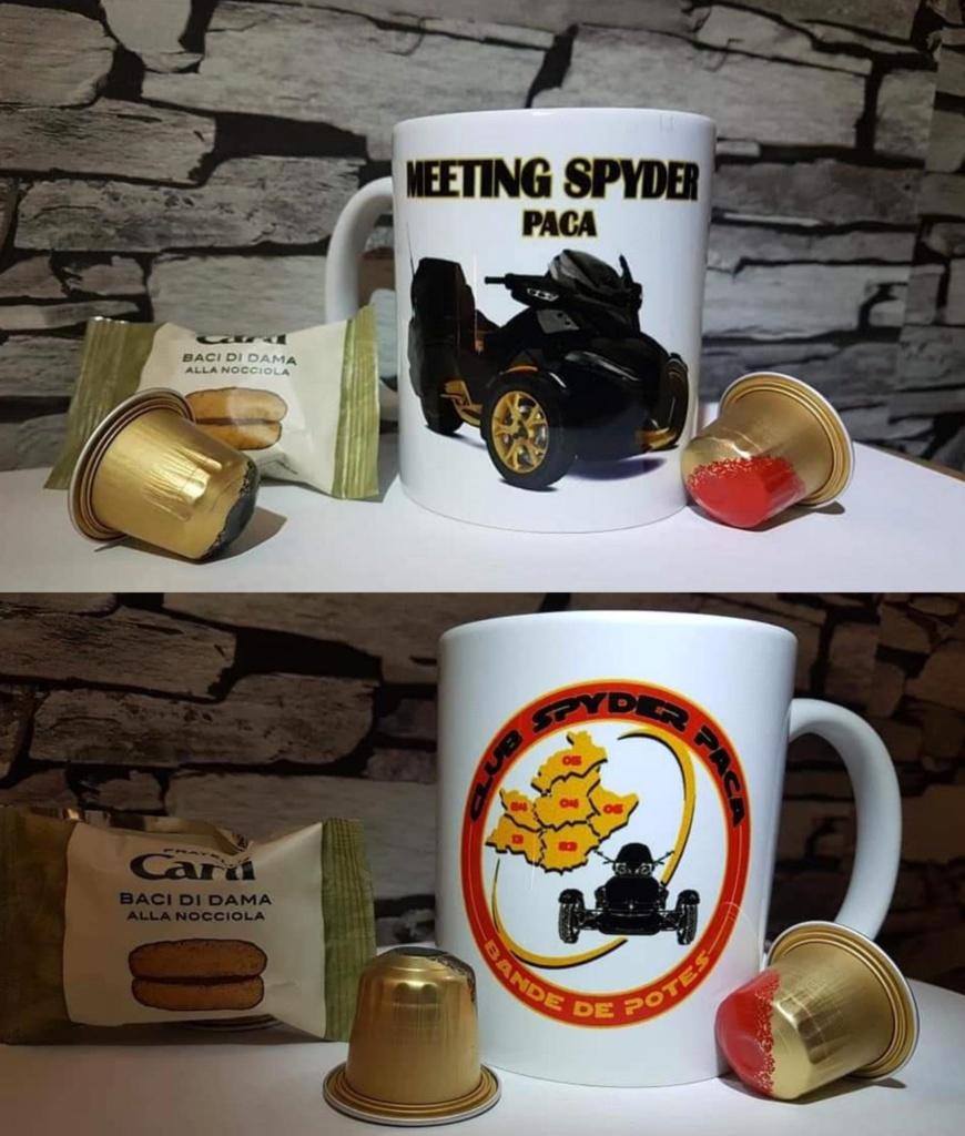 Mug RT - 8 €