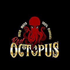 Red Octopus Paca