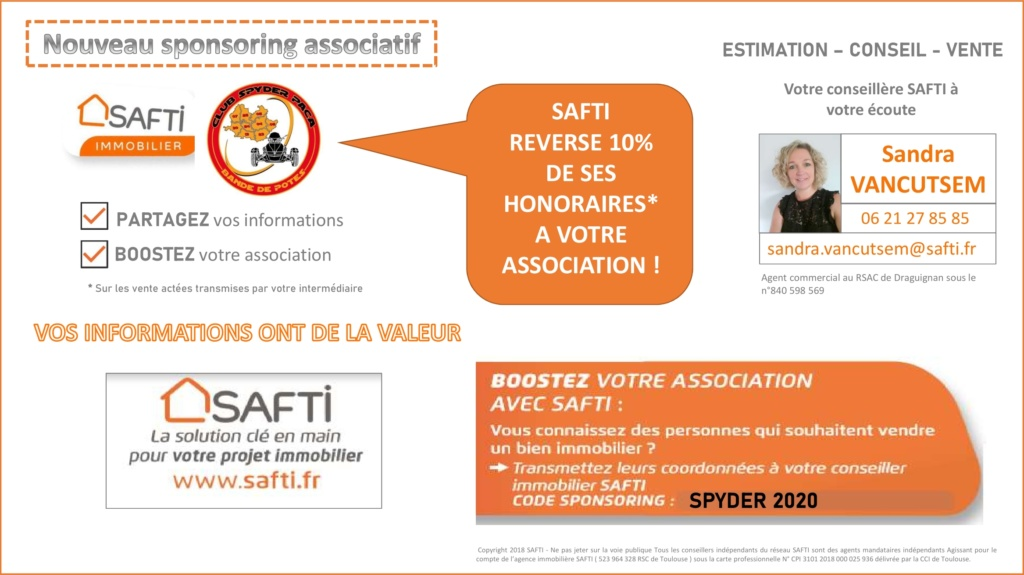 SAFTI Immobilier